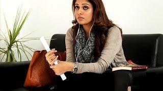 Nayanthara Enquired at Malaysian Airport
