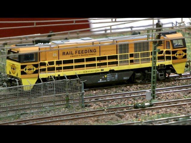 Marklin Digital HO Scale Modular Model Railway System