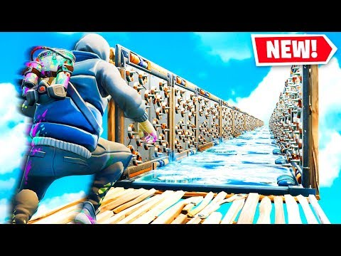 Fortnite: DEATH RUN *IMPOSSÍVEL* COM TRAP DE GELO! (MINI-GAME PARQUINHO 3.0) ‹ DENGOSO ›