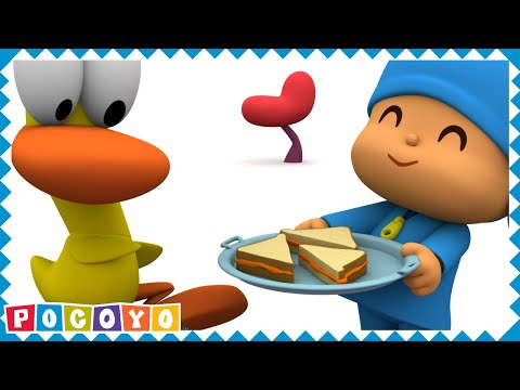 Pocoyo - Picnic Puzzle (S02E34)