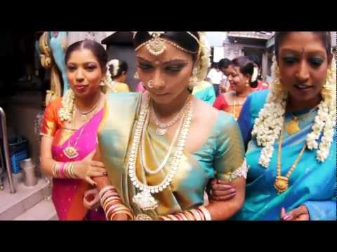 Best Indian Hindu Cinematic Wedding Video Hd (singapore) Anbil Avan video