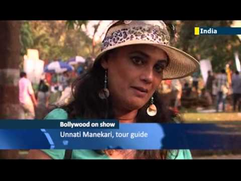 Bollywood tours start operating in Mumbai: Indian movie industry looks to boost tourism appeal