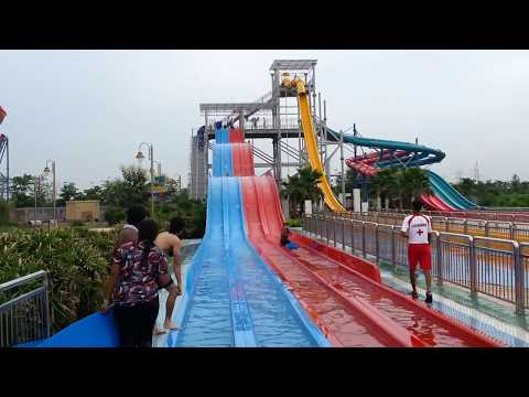 worlds of wonder water park gip noida