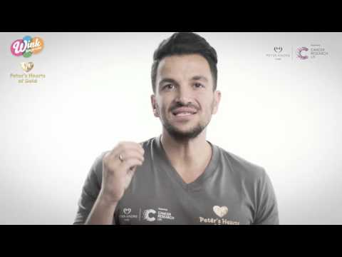 Peter Andre: Peter's Hearts of Gold  (Full Version)