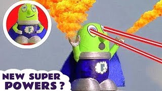 Funny Funlings with superheroes Hulk and the Flash - New super power for Super Funling TT4U