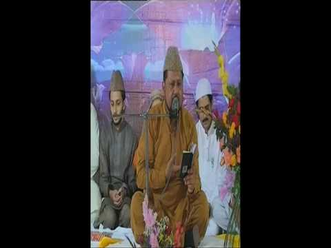 beautiful naat by muhammad waseem  apni nisbat mehfil at MUHAMMADI FOUNDATION