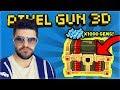 LIVE Pixel Gun 3D CRAZY SPENDING 1 000 GEMS ON LUCKY CHESTS mp3