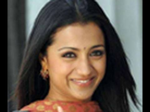 Trisha gets ready for Marriage