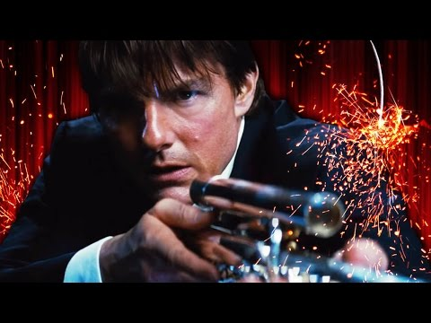 Mission: Impossible   Orchestrating A Setpiece