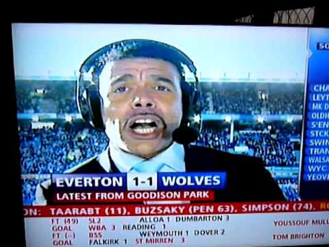 Chris Kamara Everton Diniyar Bilyaletdinov