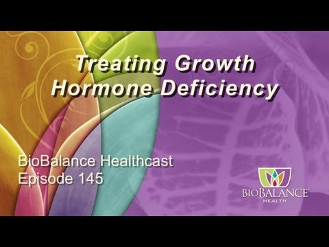 Treating Growth Hormone Deficiency