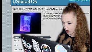 EXPLORING THE DARK WEB (FAKE US CITIZENSHIPS, COUNTERFEIT MONEY, FAKE IDS, & MORE)