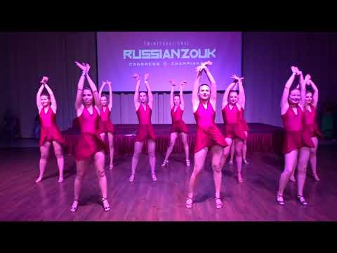 RZCC2018 Students Performance: Bambola by Divas from Ipanema ~ Zouk Soul