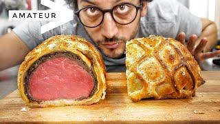 Can I Improve Gordon Ramsay's Beef Wellington?