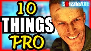 10 THINGS PRO PLAYERS DO IN ZOMBIES - Are YOU A Smart Zombies Player? #4 (Pro Zombie Players)