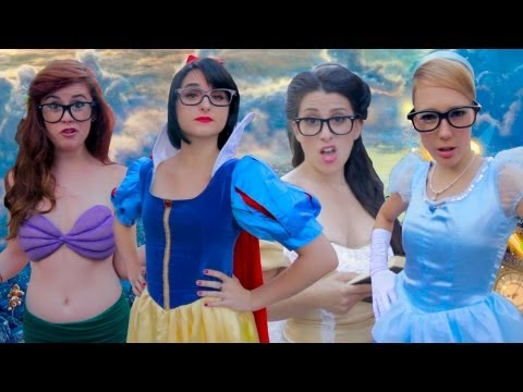 Hipster Disney Princess - THE MUSICAL