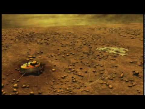 Titan Moon Surface Titan Gigantic Moon or Dwarf
