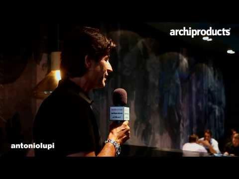 ANTONIO LUPI | PIETRO GAETA, ANDREA LUPI - Cersaie 2013