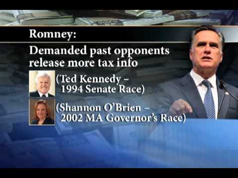 Mitt s tax returned 