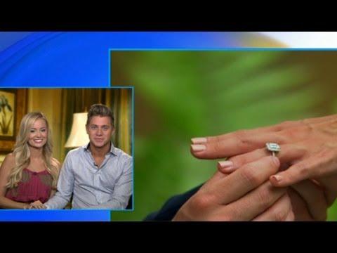 'Bachelorette' Finale 2012 Interview: Emily Maynard, Jef Holm Discuss Finale - SPOILER ALERT