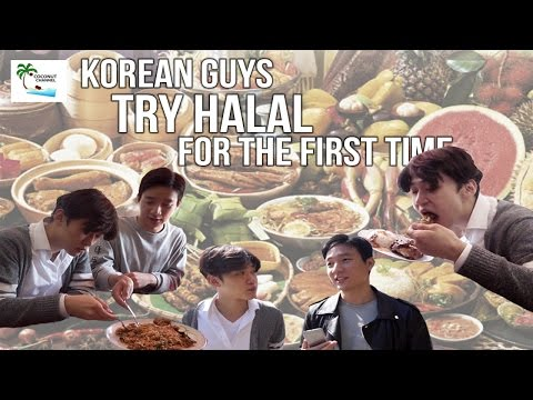 download lagu Koreans Try Halal Food For The First Time gratis
