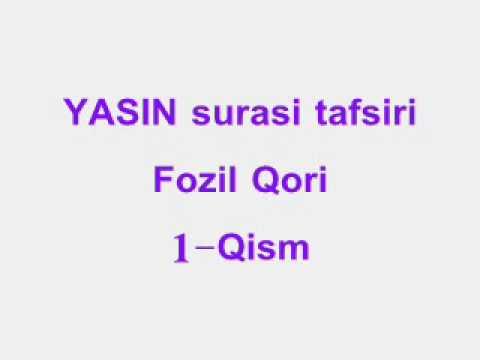 Yasin tafsiri 1-qism.wmv