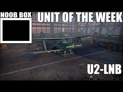 Unit fo the week #292 U2-LNB