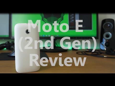 Moto E 2nd Gen LTE Review : 3 Months Later