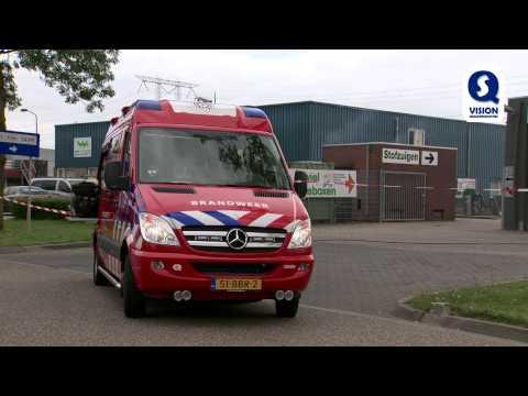 Deel Ekkersrijt Son en Breugel zonder stroom na brand in trafohuisje