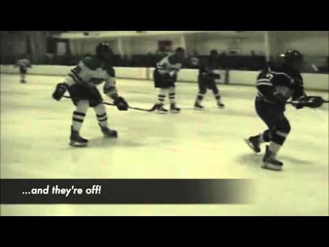 Post University - 1st Game of Men's Ice Hockey Program  11/7/15