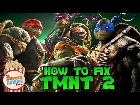 How to Fix NINJA TURTLES 2