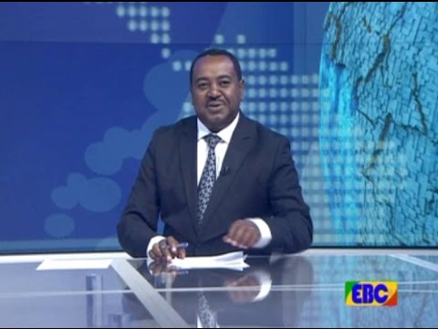 Ethiopian Amharic Evening News from EBC November 18, 2016