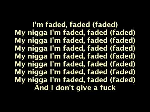 Tyga feat. Lil Wayne - Faded (Lyrics...