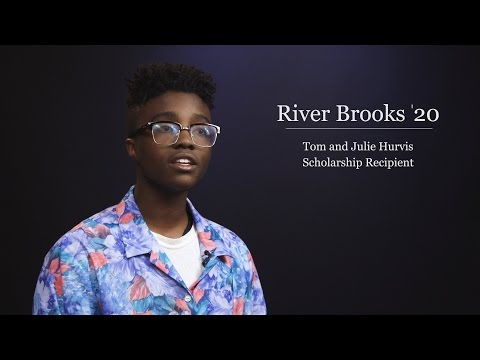 River Brooks '20