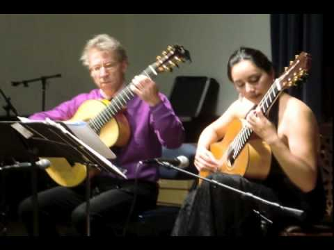 Eliot Fisk and Zaira Meneses: Chopin— Valse Brilliante