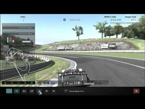 Gt5 Seasonal Tt N°42 Cape Ring 450pp Time: 2:55.869