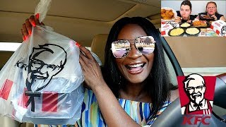 LETTING YOUTUBER RECOMMENDATIONS DECIDE WHAT I EAT AT KFC!