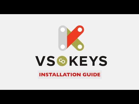 VSCO Keys Installation Guide