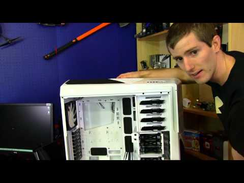 NZXT Phantom 630 Gaming Case Unboxing & First Look Linus Tech Tips