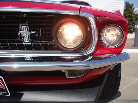 1969 Ford Mustang Fastback Tour | How To Save Money And Do It Yourself