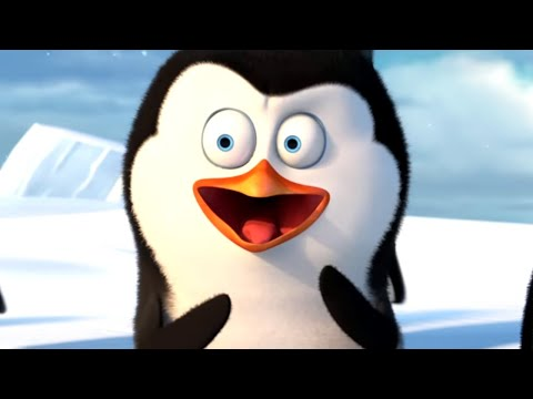 DreamWorks' PENGUINS OF MADAGASCAR - Penguins Antarctic Documentary  - International English