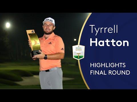 Tyrrell Hatton Wins $2m After Playoff Win Under Floodlights! | Turkish Airlines Open