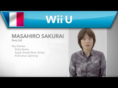 Developer Direct Super Smash Bros. for Wii U @E3 2013 (Wii U & Nintendo 3DS)