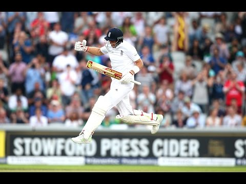 Root & Cook hundreds as England make 314-4 - England v Pakistan Highlights