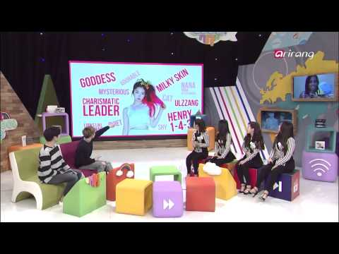 After School Club-red Velvet 101   레드 벨벳 각 맴버들 더 알아보기 video
