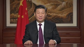 Full video: Chinese President Xi Jinping delivers 2019 New Year speech