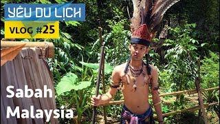 YÊU DU LỊCH #25: Bay đến Sabah, phần phía đông của Malaysia | Yêu Máy Bay