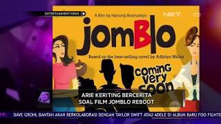 download lagu Cerita Arie Kriting Soal Film 'jomblo Reboot' gratis