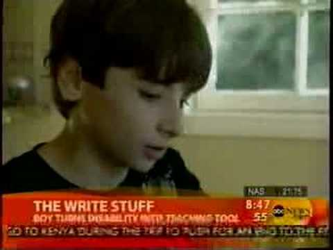 Michael Guggenheim-A Boy Empowered ABC Good Morning America