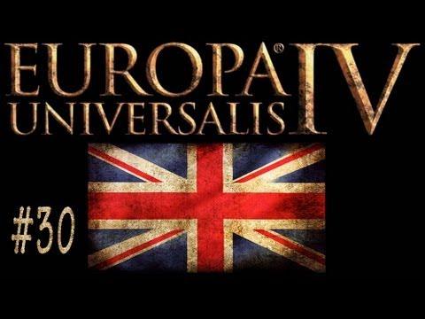 Europa Universalis IV Let's Play Ahistoric England (30)